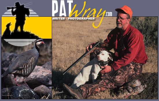 Chukar hunting book, upland game birds, Pat Wray, A Chukar Hunter's Companion